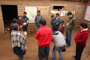 ... and this group in Bolivia...