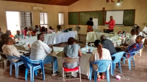 First SDG workshop organised by Caritas Sierra Leone to form Sierra Leone Coalition 2030
